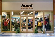 Humi Outdoor prodejna